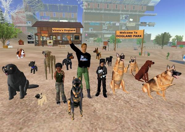 Virtual Dog Help